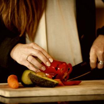 6 tips til flere grøntsager i løbet af din dag