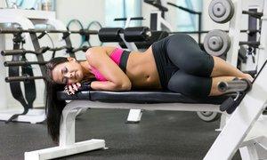 Orker du heller ikke fitnesscentret?