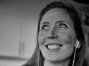Diætist Louise Rostgaard giver en gratis snak om mad