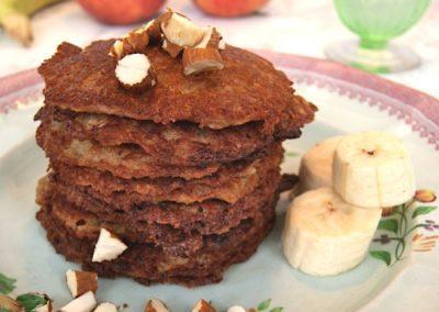 Klatkager med havregrød